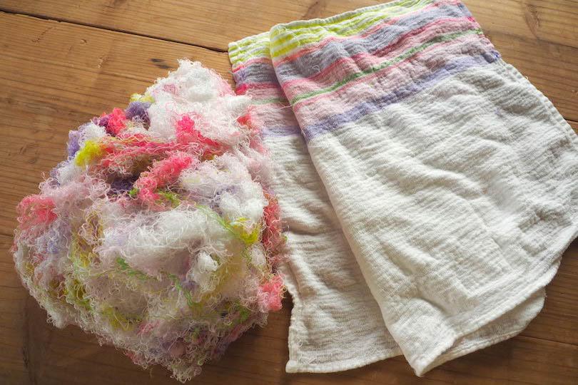 大調査!1枚のタオルにパイル糸は◯m使われてる?