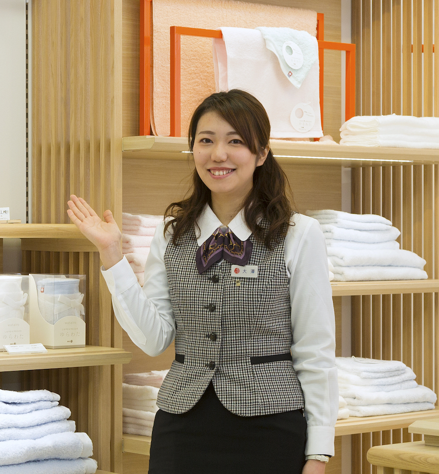 大澤智恵さん