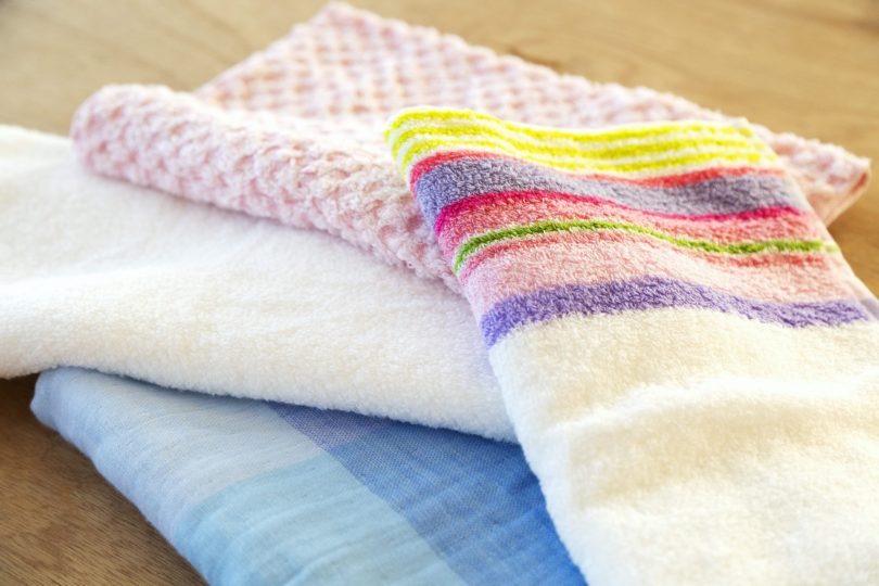 気持ちのいいタオルを使っていただくことで幸せを届けたい!