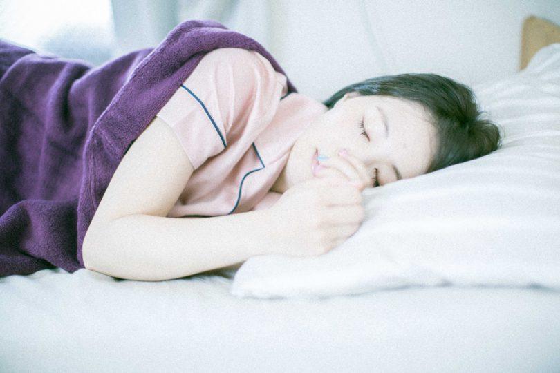 タオルのある毎日 Day2 ~寝起き編~