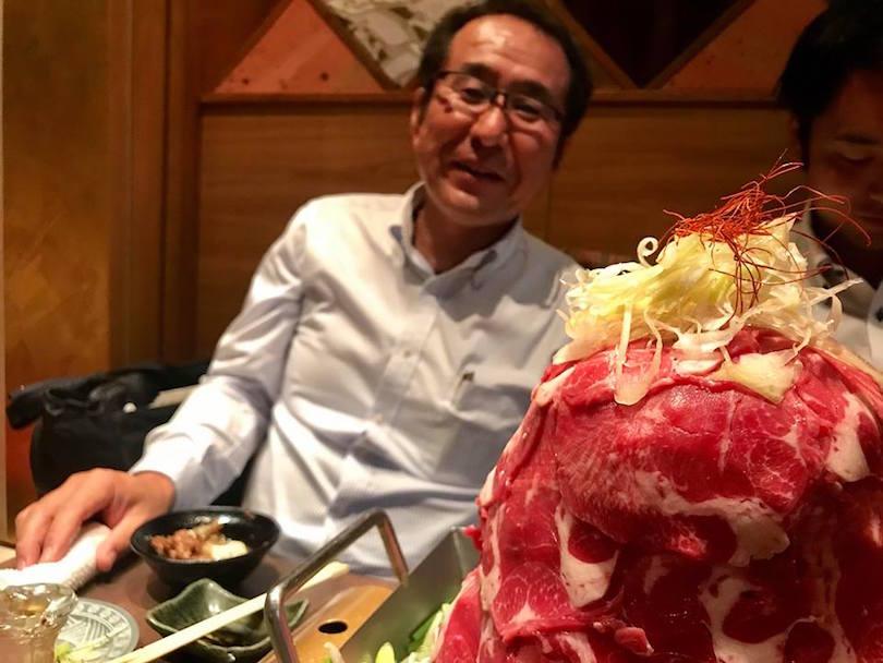 お肉とミタムー