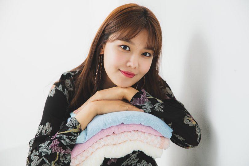 【タオルと私】スヨンさんの「韓国女優が実践するタオル美容」とは?