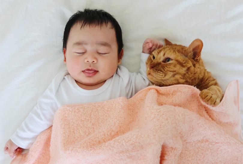 昨年12月に生まれた凪くんのお兄ちゃん