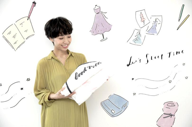 【タオルと私】小脇美里さんの「多忙な毎日を支えるガーゼケット」とは?