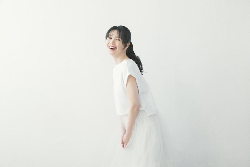 モデル/女優/作家の知花くららさん