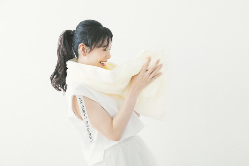 子どもの頃からタオルは癒やしの存在