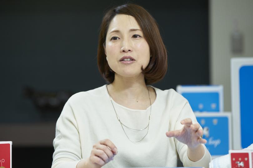 牛乳石鹸マーケティング 田原有紀さん