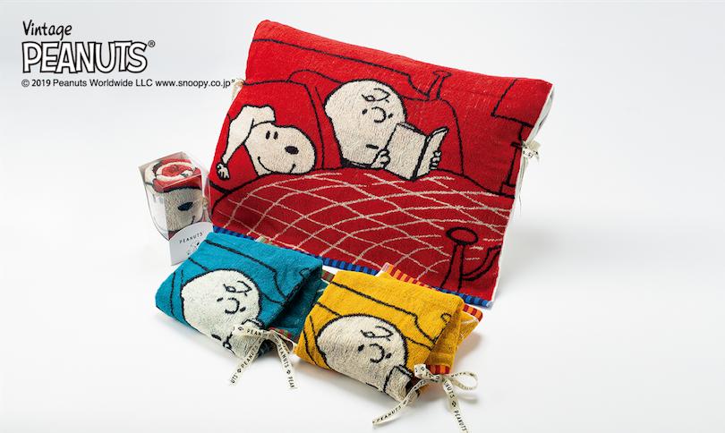 """染色した糸で織る""""ジャガード織り""""のタオル"""