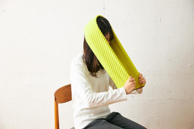 首のこりを解消する整体法