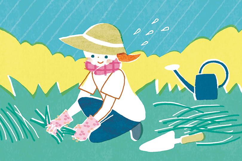 蚊に刺されるのを未然に防ぐには、極力、肌の露出を避けること。