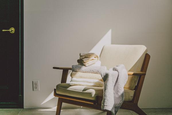 心がゆるみ、愉しくなる瞬間を叶えられるタオル